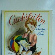 Libros de segunda mano: CUCHIFRITIN EL HERMANO DE CELIA. Lote 113902019