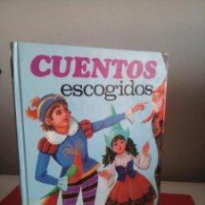 Libros de segunda mano: CUENTOS ESCOGIDOS - VIII - SUSAETA 1979 -. Lote 113987039