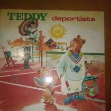 Libros de segunda mano: TEDDY DEPORTISTA, CUENTOS FHER 1967.. Lote 114105390