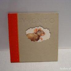 Libros de segunda mano: EL VIENTO - MONIQUE FELIX - LIBROS DEL RATÓN - LUMEN 1991. Lote 114490431
