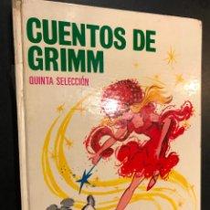 Libros de segunda mano: CUENTOS DE GRIMM MARIA PASCUAL. Lote 114511983