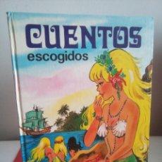 Libros de segunda mano: CUENTOS ESCOGIDOS - VOL. XIX - SUSAETA -. Lote 114523391