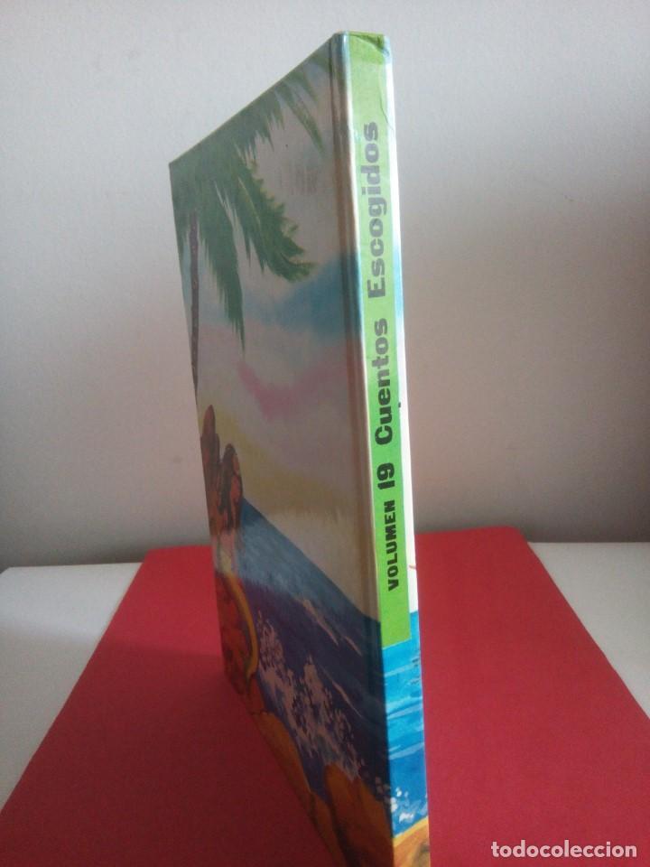 Libros de segunda mano: Cuentos escogidos - Vol. XIX - Susaeta - - Foto 2 - 114523391