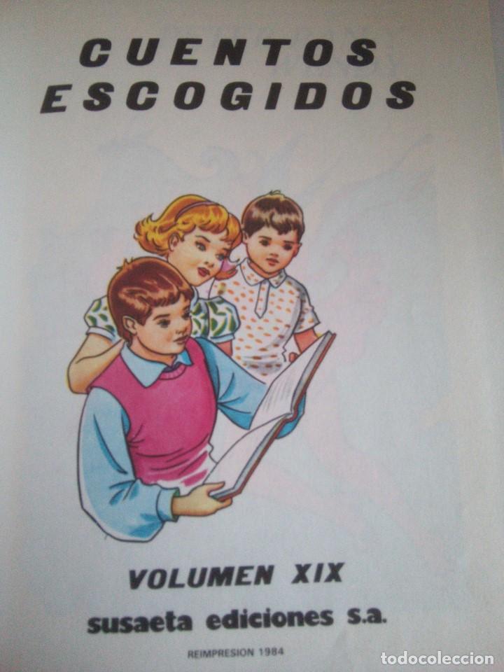 Libros de segunda mano: Cuentos escogidos - Vol. XIX - Susaeta - - Foto 4 - 114523391