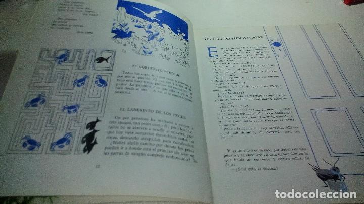 Libros de segunda mano: DIAS SIN COLEGIO-coleccion globo colores. aguilar - Foto 9 - 114578879