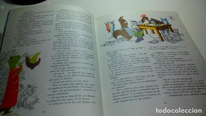 Libros de segunda mano: DIAS SIN COLEGIO-coleccion globo colores. aguilar - Foto 11 - 114578879