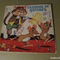 Libros de segunda mano: CAZADOR DE RATONES CUENTOS TORNASOL EDICIONES TORAY 1961. Lote 114602051