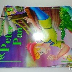 Libros de segunda mano: PETER PAN-CLASICOS DEL MUNDO-SUSAETA. Lote 114793887