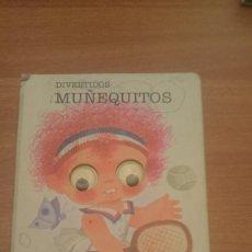 Libros de segunda mano: DIVERTIDOS MUÑEQUITOS. Lote 114850359