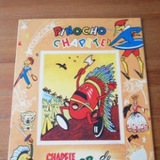 Libros de segunda mano: CHAPETE CAZADOR DE CABELLERAS. Lote 114880115