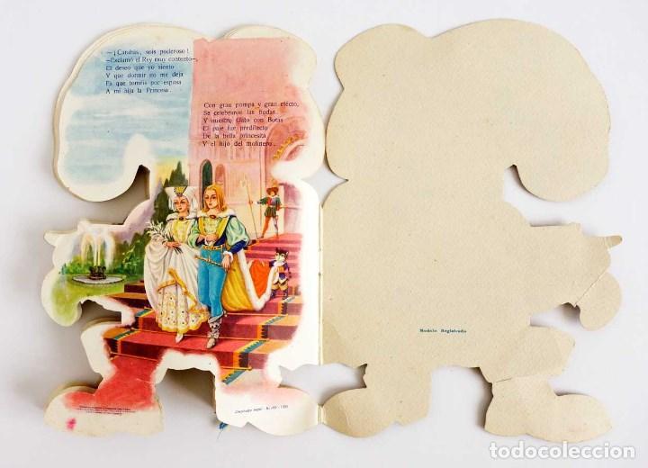 Libros de segunda mano: LOTE 2 CUENTOS TROQUELADOS 1953-59. - Foto 4 - 114891199