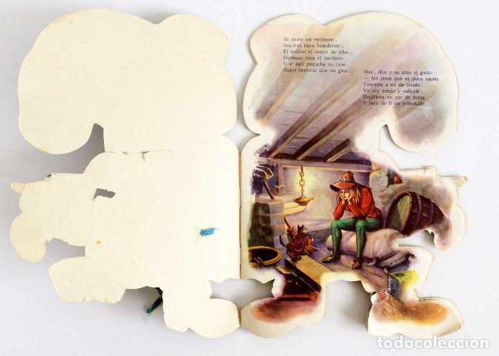 Libros de segunda mano: LOTE 2 CUENTOS TROQUELADOS 1953-59. - Foto 5 - 114891199