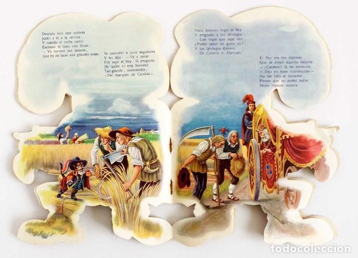 Libros de segunda mano: LOTE 2 CUENTOS TROQUELADOS 1953-59. - Foto 7 - 114891199