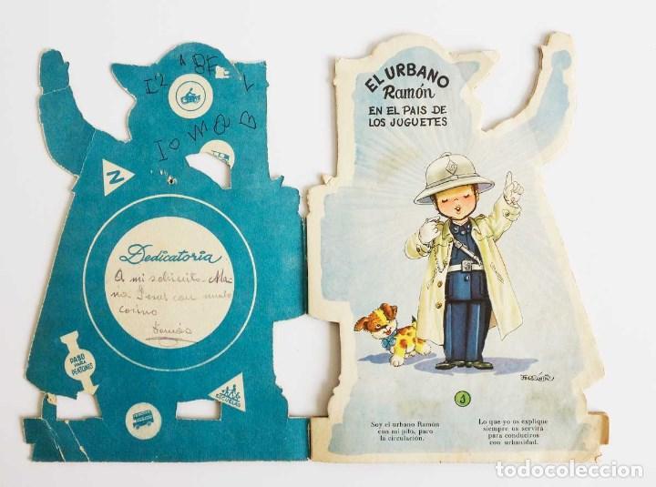 Libros de segunda mano: LOTE 2 CUENTOS TROQUELADOS 1953-59. - Foto 10 - 114891199