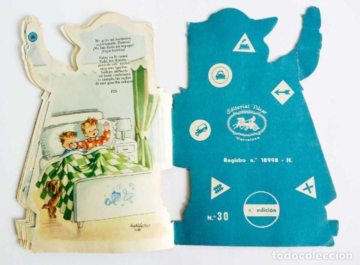 Libros de segunda mano: LOTE 2 CUENTOS TROQUELADOS 1953-59. - Foto 11 - 114891199