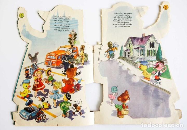 Libros de segunda mano: LOTE 2 CUENTOS TROQUELADOS 1953-59. - Foto 12 - 114891199