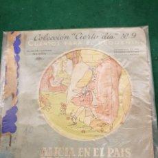 Libros de segunda mano: ALICIA EN EL PAIS DE LAS MARAVILLAS - EDITORIAL ROMA. Lote 114908335