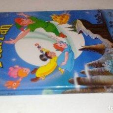 Libros de segunda mano: PETER PAN-BEASCOA EDICIONES-1992. Lote 151191534