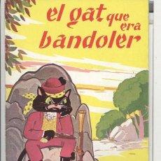 Libros de segunda mano: LOT 2 CONTES. ED. SOPENA 1977. LA PELL D'ASE. EL GAT QUE VOLIA SER BANDOLER.. Lote 114956011