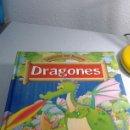 Libros de segunda mano: LEYENDAS DEL BOSQUE DRAGONES. Lote 115034743