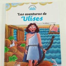 Libros de segunda mano: LAS AVENTURAS DE ULISES. MIS PRIMEROS CLÁSICOS. RENFE - EL PAIS.. Lote 115402455