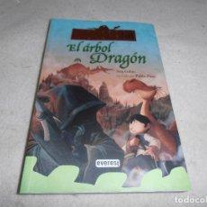 Libros de segunda mano: MONDRAGÓ 7 - EL ARBOL DEL DRAGON - EVEREST . Lote 115410363