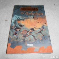 Libros de segunda mano: MONDRAGÓ 5 - EL ARBOPAN - EVEREST. Lote 115411331
