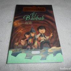 Libros de segunda mano: MONDRAGÓ 3 - EL BAOBAH - EVEREST. Lote 115412135