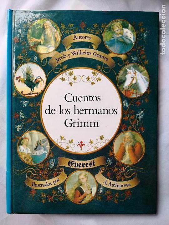CUENTOS DE LOS HERMANOS GRIMM (Libros de Segunda Mano - Literatura Infantil y Juvenil - Cuentos)