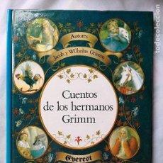 Libros de segunda mano: CUENTOS DE LOS HERMANOS GRIMM. Lote 115439611