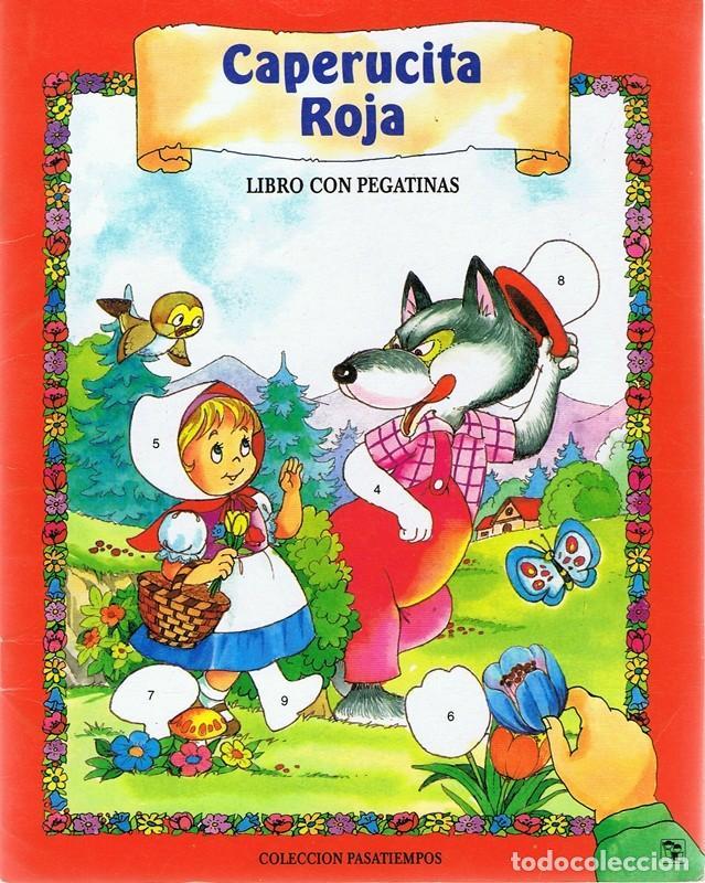 CUENTO CAPERUCITA ROJA (Libros de Segunda Mano - Literatura Infantil y Juvenil - Cuentos)