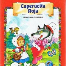 Libros de segunda mano: CUENTO CAPERUCITA ROJA . Lote 115447179
