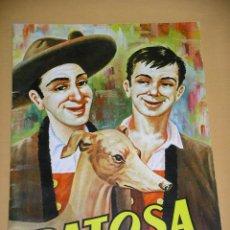 Libros de segunda mano: ESTRELLA POLAR Nº 2, PATOSA, JOSE ALFAYA CABRERA, ED. EVEREST, AÑO 1965, CUENTO, ERCOM. Lote 115631179