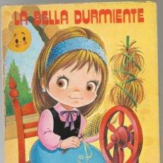 Libros de segunda mano: LA BELLA DURMIENTE CON 2 LAMINAS CON FIGURAS EN RELIEVE POR PERRAULT ...N. Lote 116187979