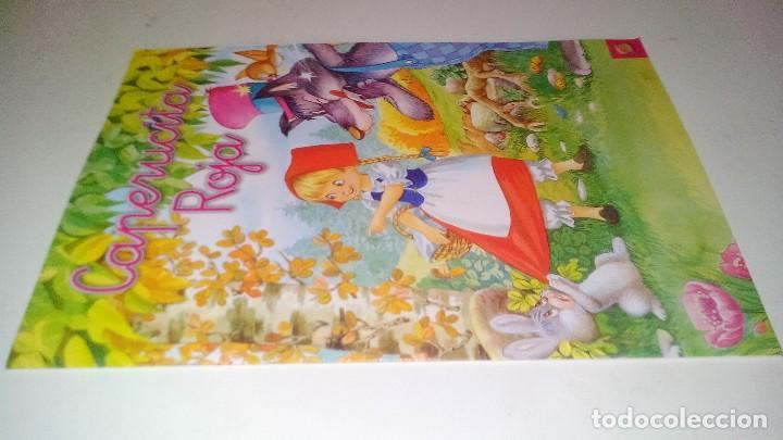 CAPERUCITA ROJA-COLECCIÓN ARLEQUIN-SUSAETA EDICIONES (Libros de Segunda Mano - Literatura Infantil y Juvenil - Cuentos)
