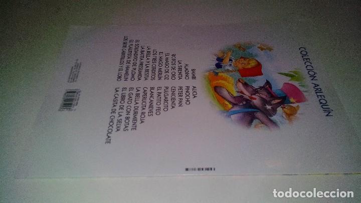 Libros de segunda mano: CAPERUCITA ROJA-COLECCIÓN ARLEQUIN-SUSAETA EDICIONES - Foto 2 - 116389847
