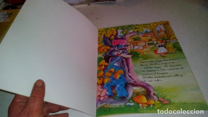 Libros de segunda mano: CAPERUCITA ROJA-COLECCIÓN ARLEQUIN-SUSAETA EDICIONES - Foto 4 - 116389847