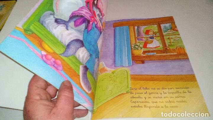 Libros de segunda mano: CAPERUCITA ROJA-COLECCIÓN ARLEQUIN-SUSAETA EDICIONES - Foto 5 - 116389847