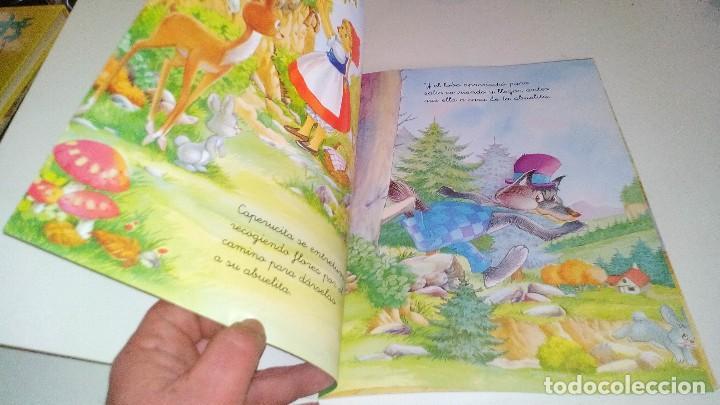 Libros de segunda mano: CAPERUCITA ROJA-COLECCIÓN ARLEQUIN-SUSAETA EDICIONES - Foto 6 - 116389847
