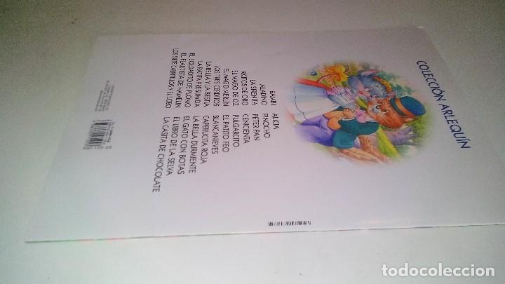 Libros de segunda mano: LA RATITA PRESUMIDA-COLECCIÓN ARLEQUIN-SUSAETA EDICIONES - Foto 2 - 116391179