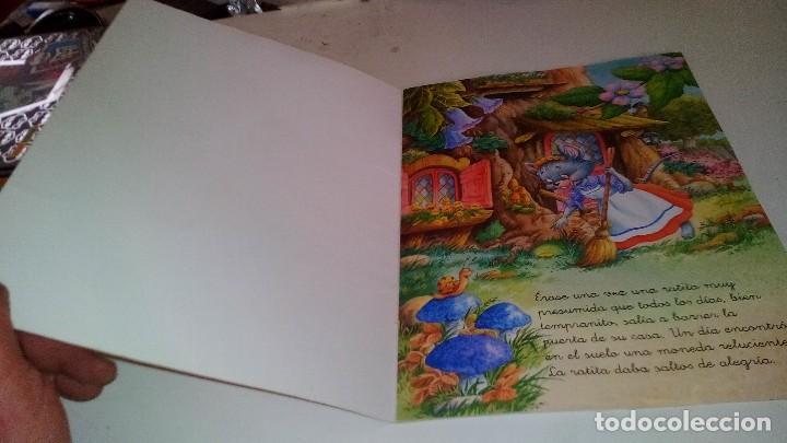 Libros de segunda mano: LA RATITA PRESUMIDA-COLECCIÓN ARLEQUIN-SUSAETA EDICIONES - Foto 4 - 116391179