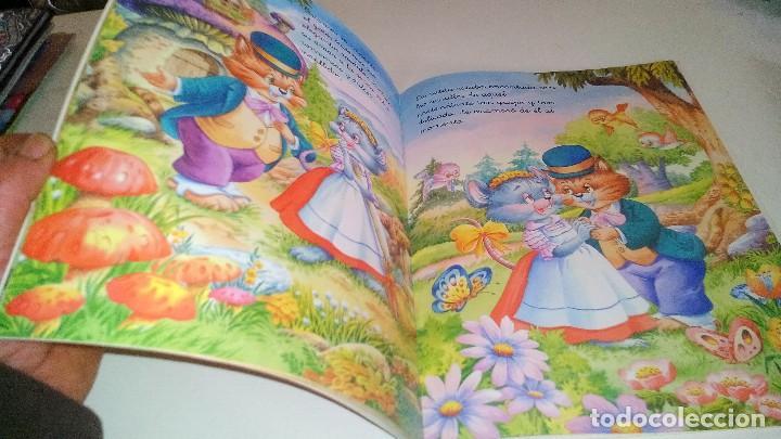 Libros de segunda mano: LA RATITA PRESUMIDA-COLECCIÓN ARLEQUIN-SUSAETA EDICIONES - Foto 5 - 116391179