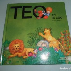 Libros de segunda mano: TEO EN EL ZOO. Lote 118434195