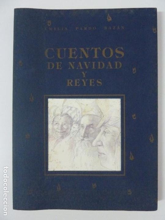 CUENTOS DE NAVIDAD Y REYES. PARDO BAZÁN (Libros de Segunda Mano - Literatura Infantil y Juvenil - Cuentos)
