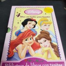 Libros de segunda mano: BIBLIOTECA DE LIBROS CON TAPITAS - 4 CUENTOS - TDK151. Lote 117166230