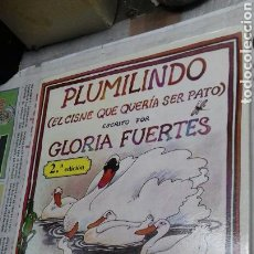 Libros de segunda mano: PLUMILINDO.GLORIA FUERTES.2 EDICION.. Lote 117224763