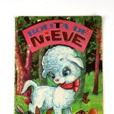 Libros de segunda mano: CU-101. BOLITA DE NIEVE . EDITORIAL VASCO AMERICANA . AÑO 1965.. Lote 117281247