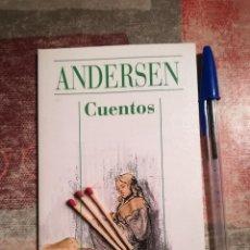 Libros de segunda mano: CUENTOS - ANDERSEN - ALIANZA CIEN Nº 39. Lote 117317087