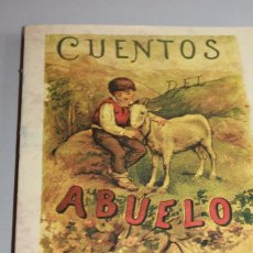 Libros de segunda mano: CUENTOS DEL ABUELO. SATURNINO CALLEJA. MADRID. 1996. 91 PÁGS. INFORMACIÓN, 11 FOTOS. Lote 117320475