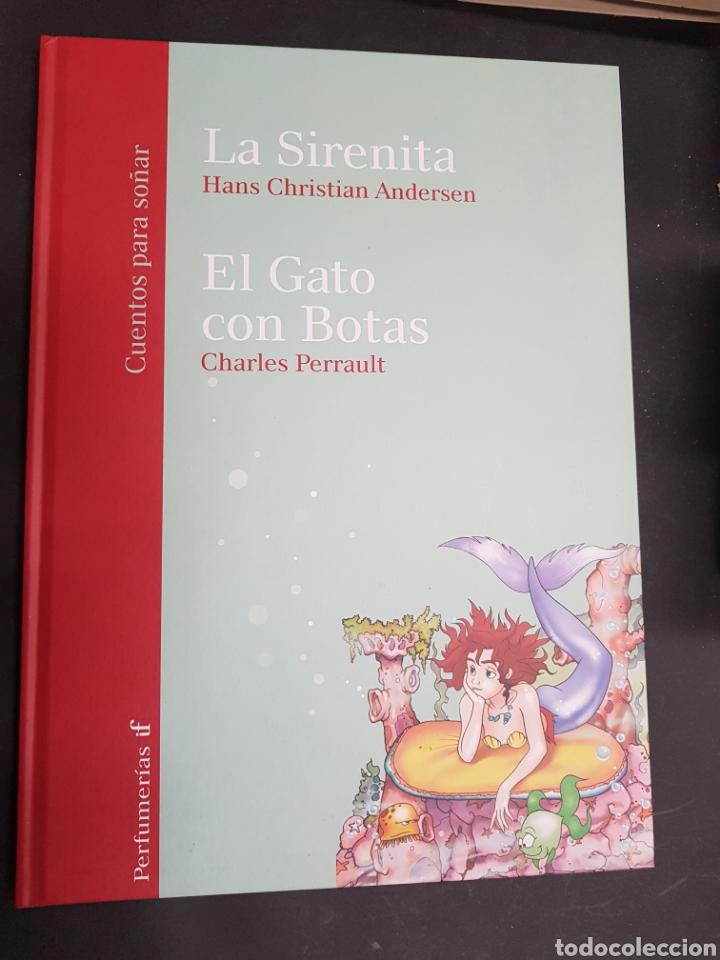 SIRENITA - GATOS CON BOTAS - PERFUMERIAS IF - 34 X 25 - TDK302 (Libros de Segunda Mano - Literatura Infantil y Juvenil - Cuentos)